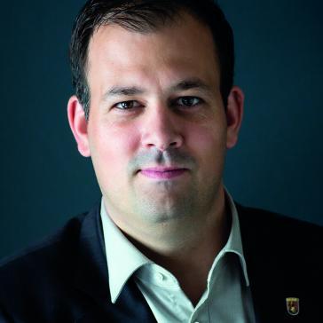 Portraitbild von Martin Brandl MdL