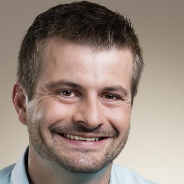 Portraitbild von Dirk Herber MdL