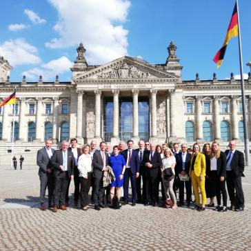 Berlin Klausur Reichstag