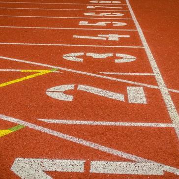 Tartanbahn / Leichtathletik