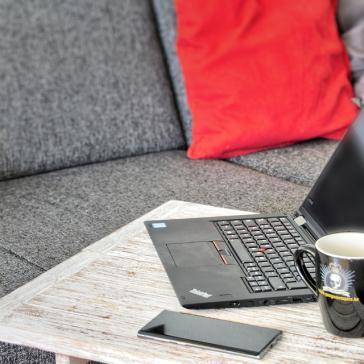 Christian Baldauf: Arbeiten im Home-Office durch S...
