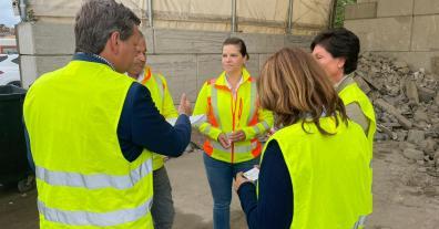 Müllwerkerinnen und Müllwerker am Limit – Müllmengen werden zum Problem